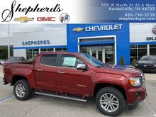2020_GMC_Canyon_4WD SLT_ Rochester IN