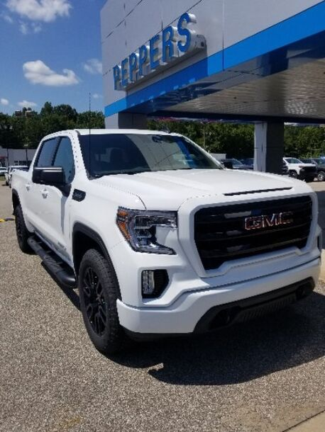 2020_GMC_Sierra 1500_Elevation_ Paris TN