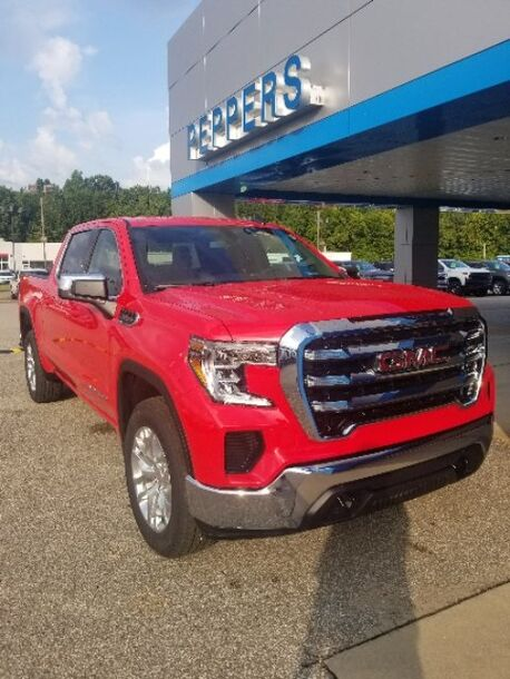2020_GMC_Sierra 1500_SLE_ Paris TN