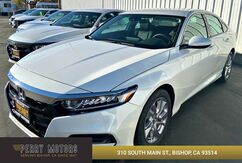 2020_Honda_Accord Sedan_LX 1.5T_ Bishop CA