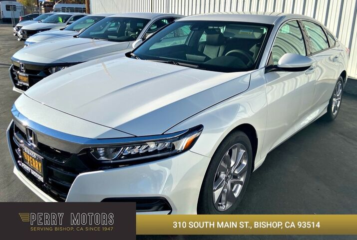 2020 Honda Accord Sedan LX 1.5T Bishop CA