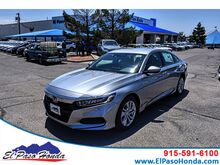 2020_Honda_Accord Sedan_LX 1.5T CVT_ El Paso TX