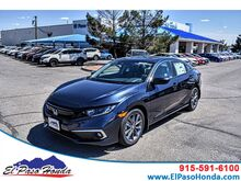 2020_Honda_Civic Sedan_EX CVT_ El Paso TX