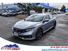 2020_Honda_Civic Sedan_SPORT CVT_ El Paso TX