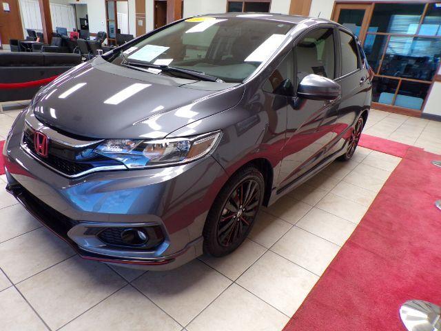 2020 Honda Fit Sport CVT Charlotte NC