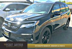 2020_Honda_Pilot_Black Edition_ Bishop CA
