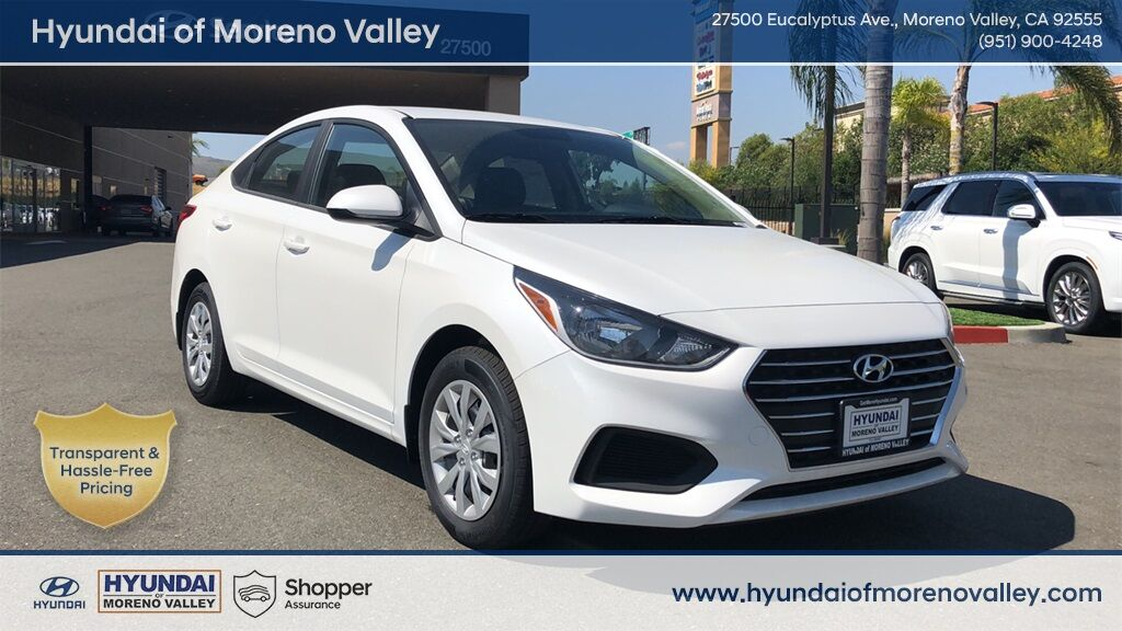 2020 Hyundai Accent SE Moreno Valley CA
