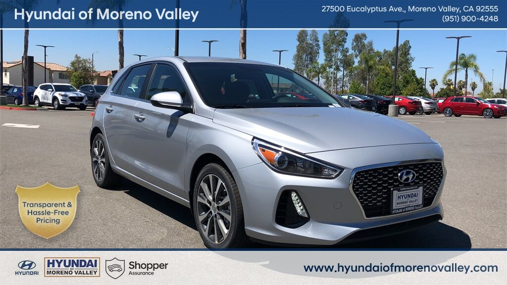 2020 Hyundai Elantra GT Base Moreno Valley CA