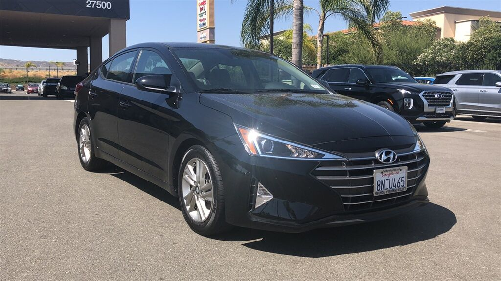 2020 Hyundai Elantra Value Edition Moreno Valley CA
