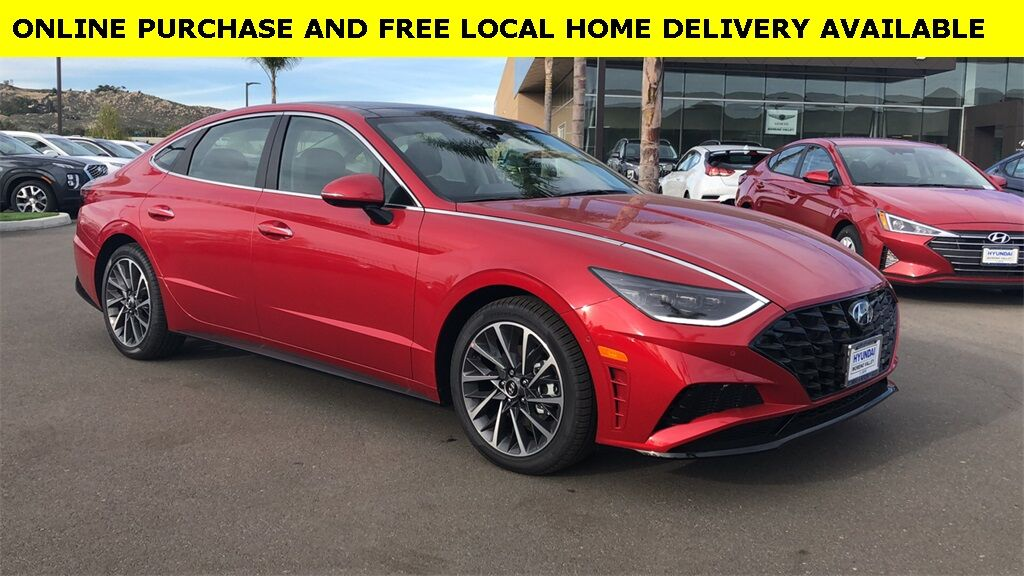 2020 Hyundai Sonata Limited Moreno Valley CA