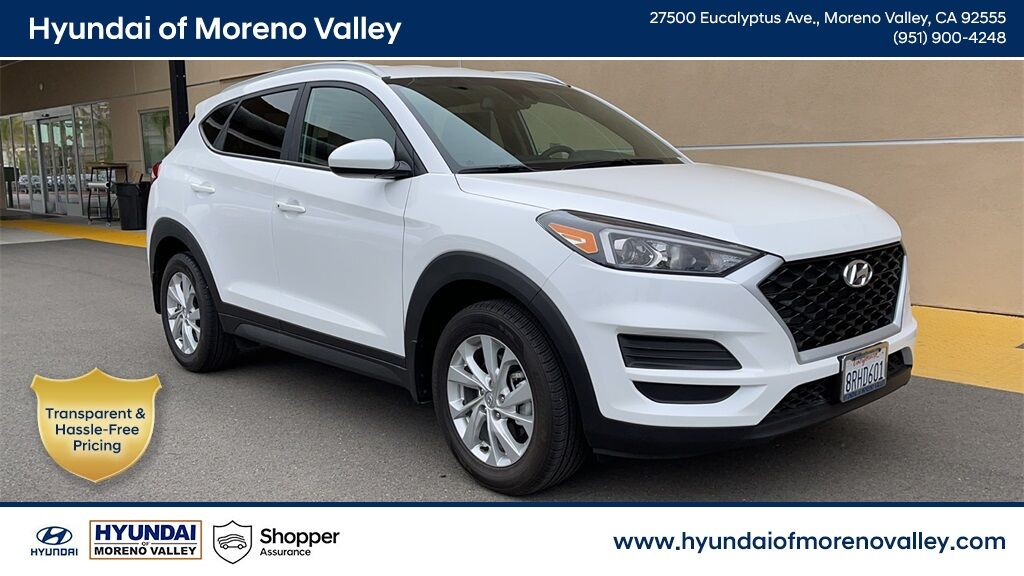2020 Hyundai Tucson Value Moreno Valley CA