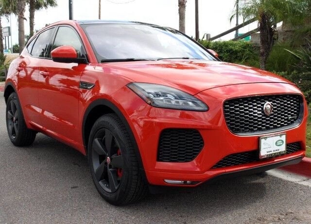 2020 Jaguar E-PACE Checkered Flag Edition San Juan TX