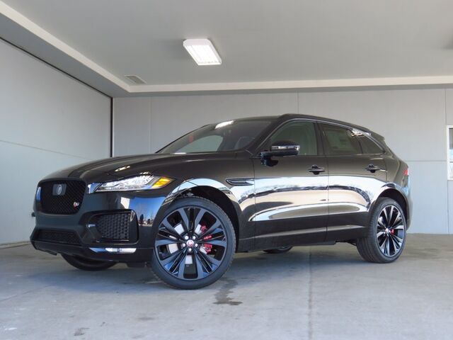 2020 Jaguar F-PACE S Kansas City KS