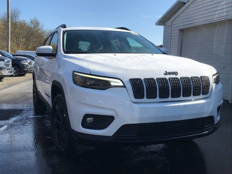 2020 Jeep Cherokee ALTITUDE 4X4 Little Valley NY