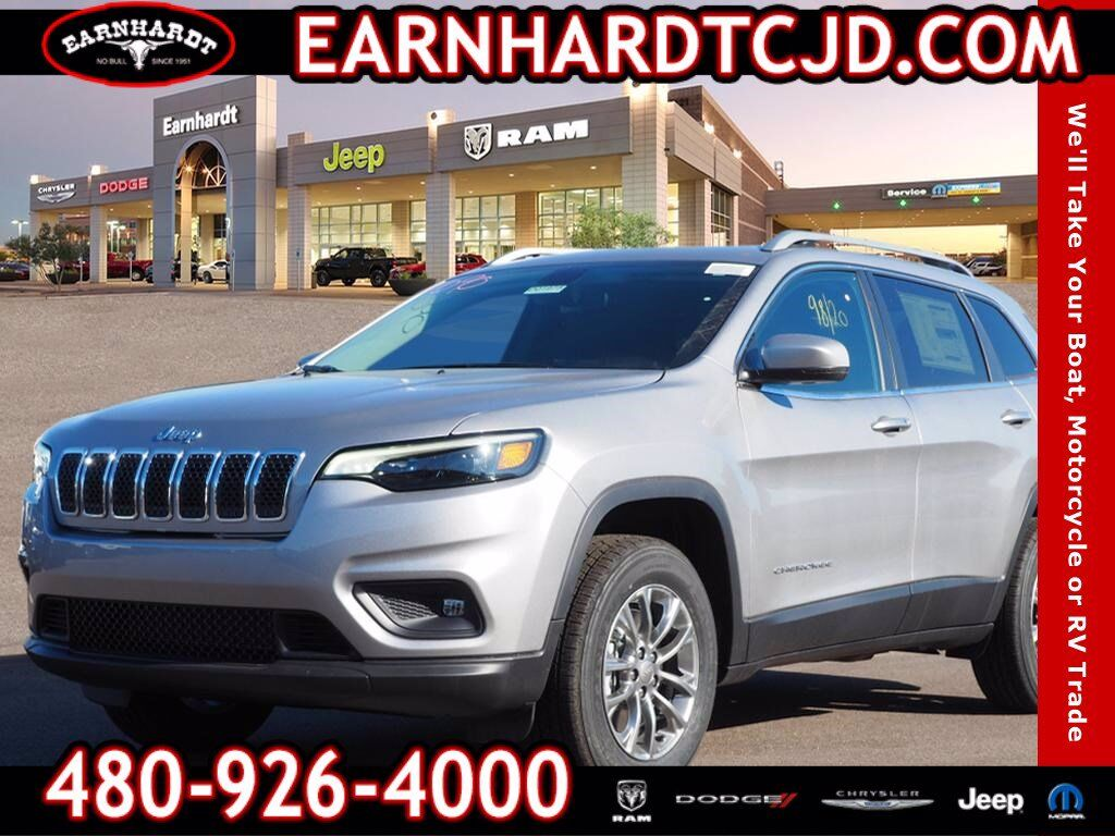 2020 Jeep Cherokee LATITUDE PLUS 4X4 Gilbert AZ