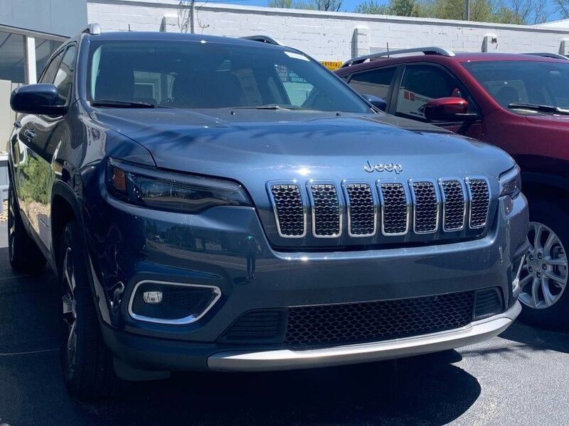 2020 Jeep Cherokee LIMITED 4X4 Little Valley NY