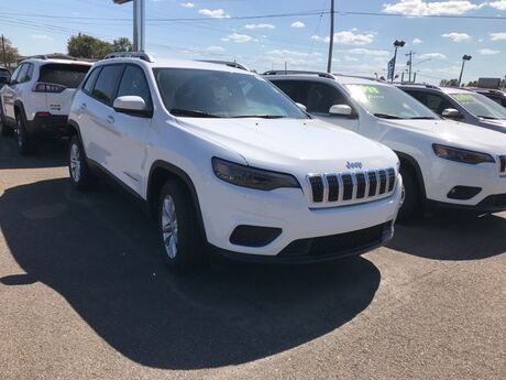 2020 Jeep Cherokee Latitude Paris TN