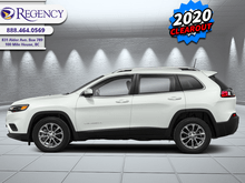 2020_Jeep_Cherokee_Limited  - Luxury Interior - $265 B/W_ 100 Mile House BC