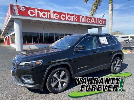 2020 Jeep Cherokee Limited Harlingen TX