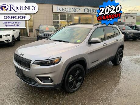 2020 Jeep Cherokee North  -  Fog Lamps Quesnel BC