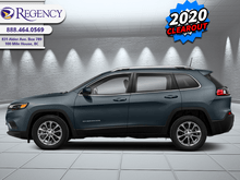 2020_Jeep_Cherokee_North  - Rugged Design -  Bluetooth_ 100 Mile House BC