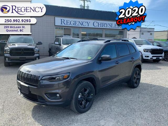 2020 Jeep Cherokee North  - Rugged Design -  Bluetooth Quesnel BC