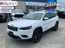 2020_Jeep_Cherokee_North  - Rugged Design -  Bluetooth_ Quesnel BC