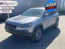 2020_Jeep_Cherokee_Trailhawk  -  Power Seat_ Quesnel BC