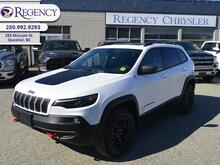 2020_Jeep_Cherokee_Trailhawk  - Trailhawk -  Off-Road Ready_ Quesnel BC