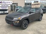 2020 Jeep Compass Trailhawk  - Leather Seats