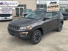2020_Jeep_Compass_Trailhawk  - Leather Seats_ Quesnel BC