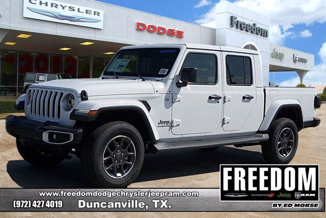2020 Jeep Gladiator OVERLAND 4X4 Duncanville TX