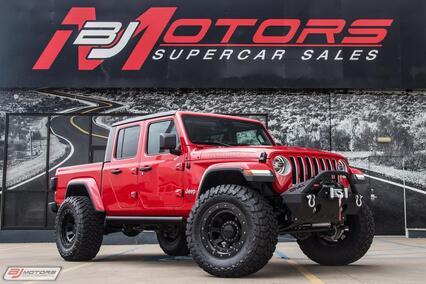 2020 Jeep Gladiator Overland Tomball TX