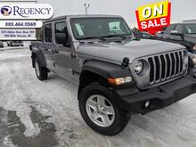 2020_Jeep_Gladiator_Sport S  - Low Mileage_ 100 Mile House BC