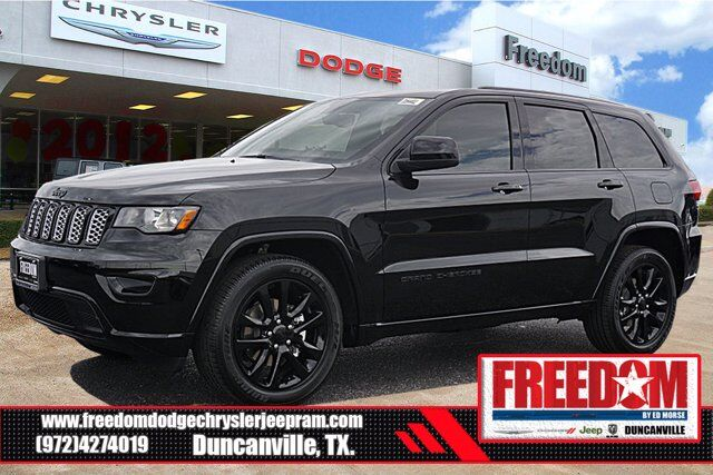 2020 Jeep Grand Cherokee ALTITUDE 4X2 Duncanville TX