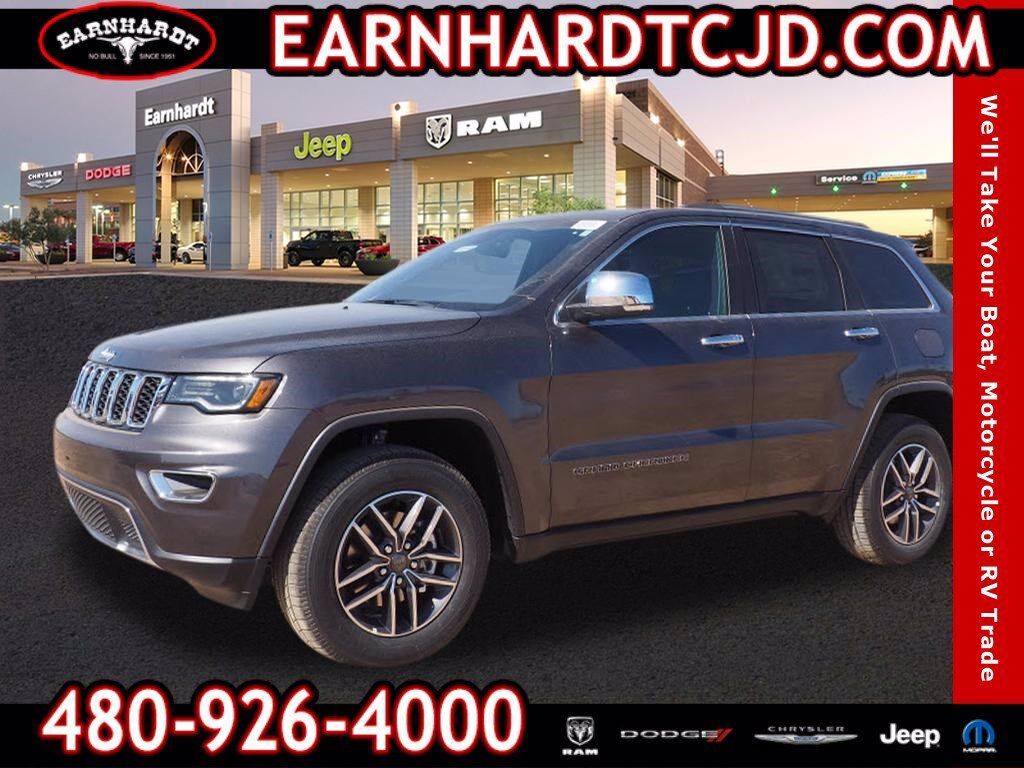 2020 Jeep Grand Cherokee LIMITED 4X2 Gilbert AZ