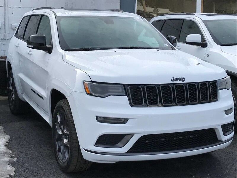 2020 Jeep Grand Cherokee LIMITED X 4X4 Little Valley NY