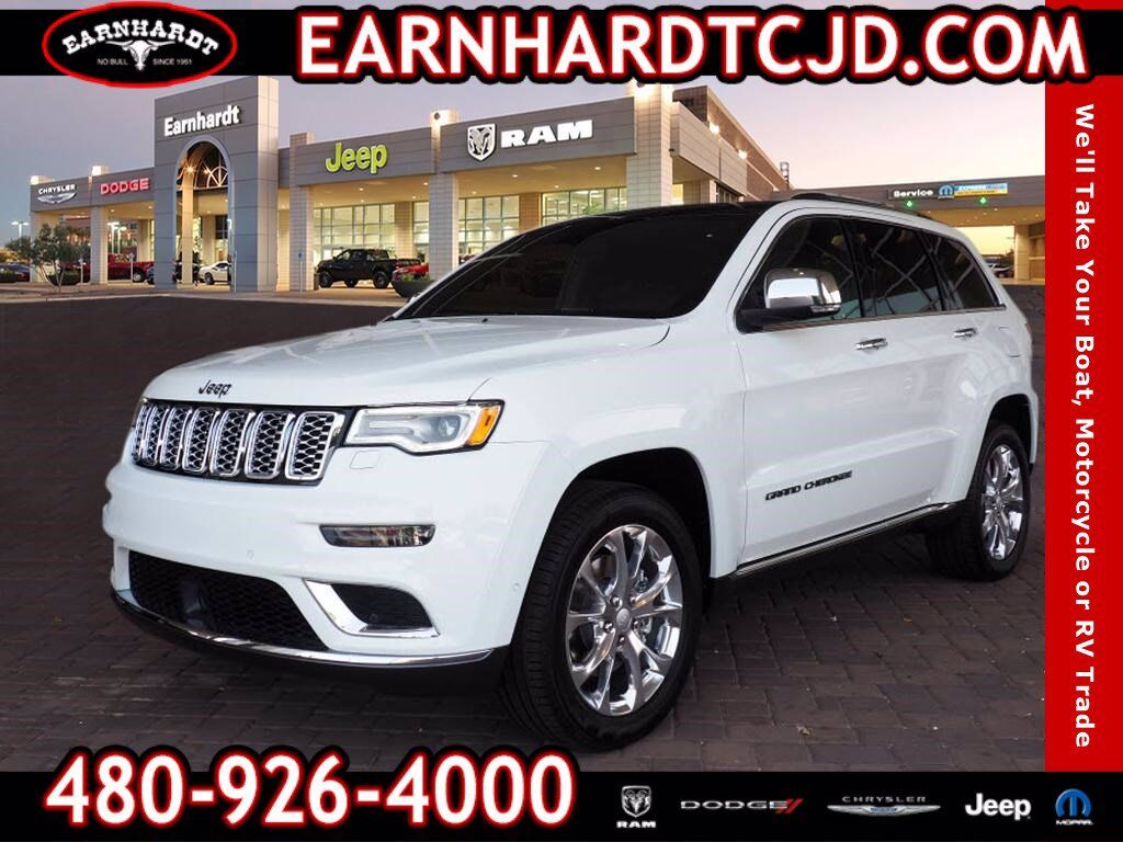 2020 Jeep Grand Cherokee Summit Gilbert AZ