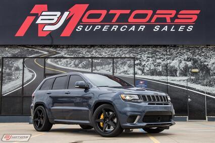 2020 Jeep Grand Cherokee Trackhawk Tomball TX