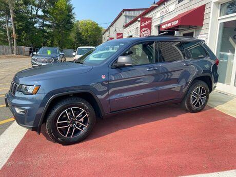 2020 Jeep Grand Cherokee Trailhawk Marshfield MA