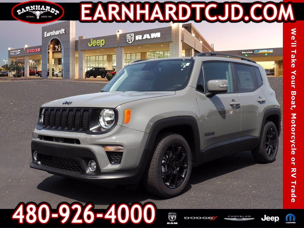 2020 Jeep Renegade Altitude Gilbert AZ