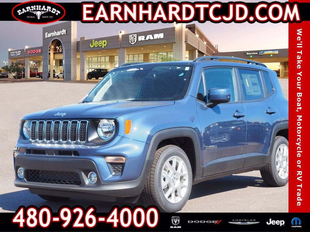 2020 Jeep Renegade LATITUDE FWD Gilbert AZ