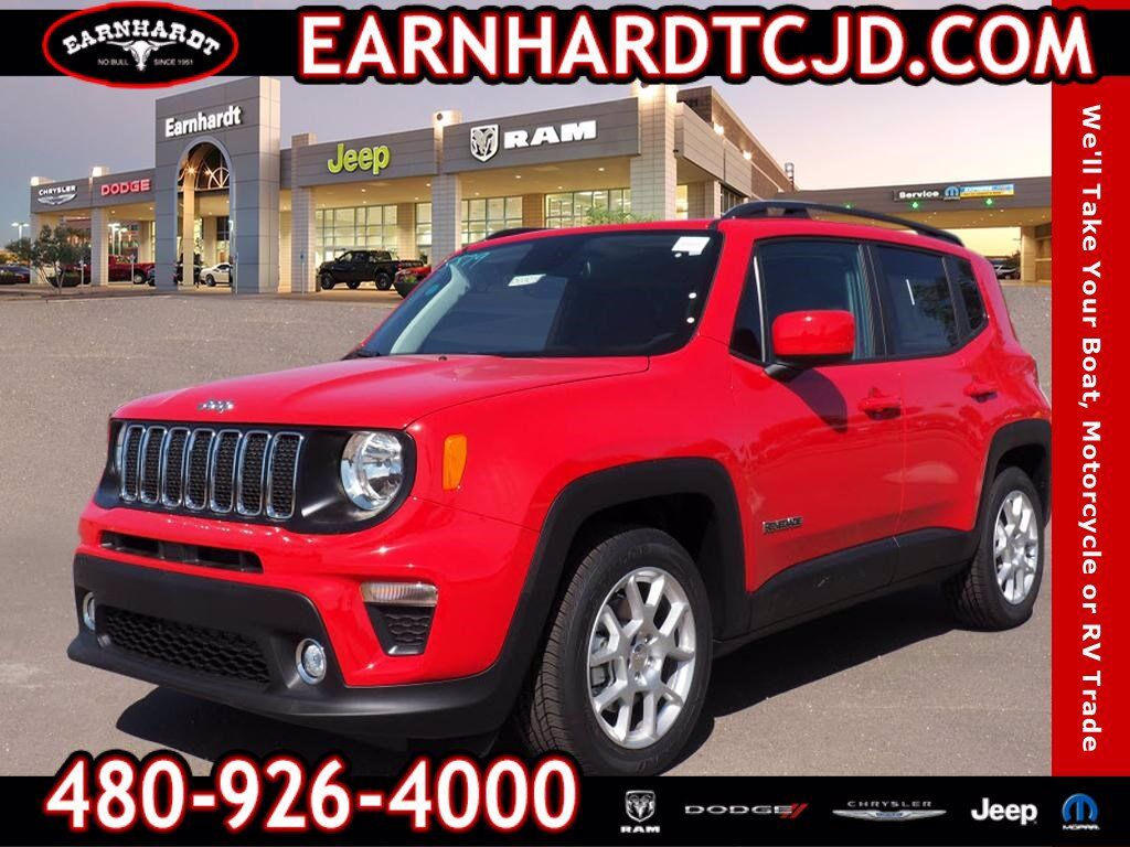 2020 Jeep Renegade Latitude Gilbert AZ