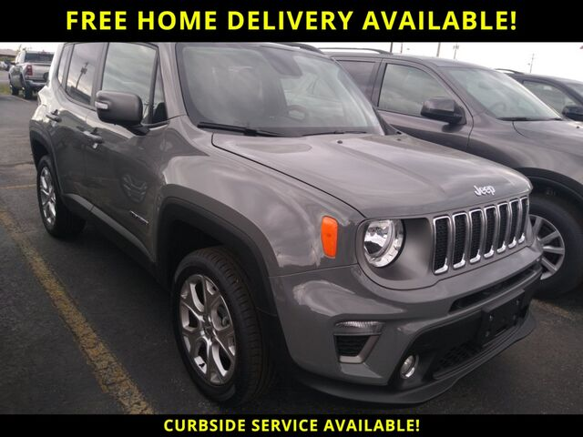 2020 Jeep Renegade Limited Watertown NY