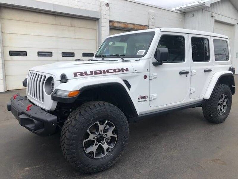2020 Jeep Wrangler UNLIMITED RUBICON 4X4 Little Valley NY