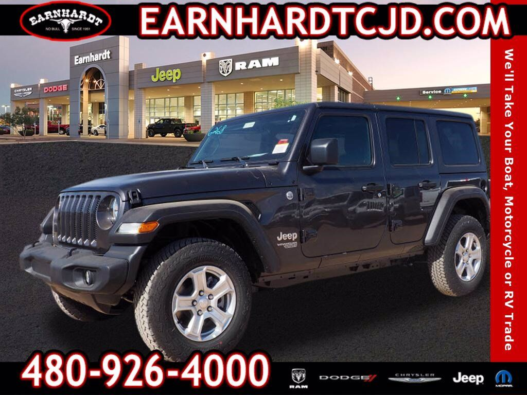 2020 Jeep Wrangler UNLIMITED SPORT S 4X4 Gilbert AZ