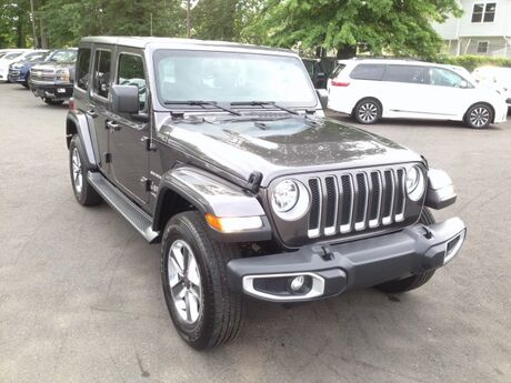 2020 Jeep Wrangler Unlimited Sahara 4WD w/ rearCam Avenel NJ