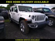 2020 Jeep Wrangler Unlimited Sahara Watertown NY