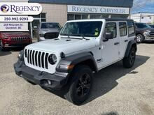 2020_Jeep_Wrangler Unlimited_Sport S  - Off Road Ready_ Quesnel BC