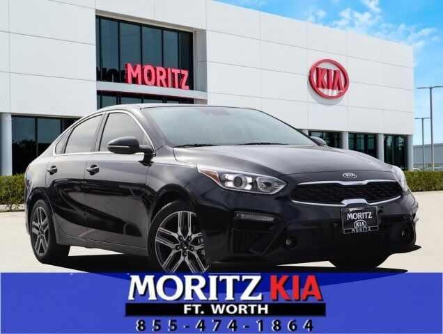 2020 Kia Forte EX Fort Worth TX
